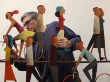 Encuentro con el artista, Didier Lourenço