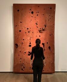 Visita guiada a la exposición de Simon Callery