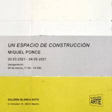 Un espacio de construcción