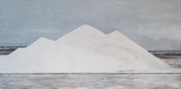 La sal. Salinas de Bonanza, Sanlúcar de Barrameda