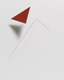 Fred Sandback / Herminio